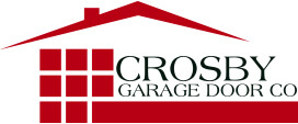 Crosby Garage Door Co. logo