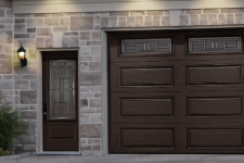 Things to consider before adding windows to a garage door