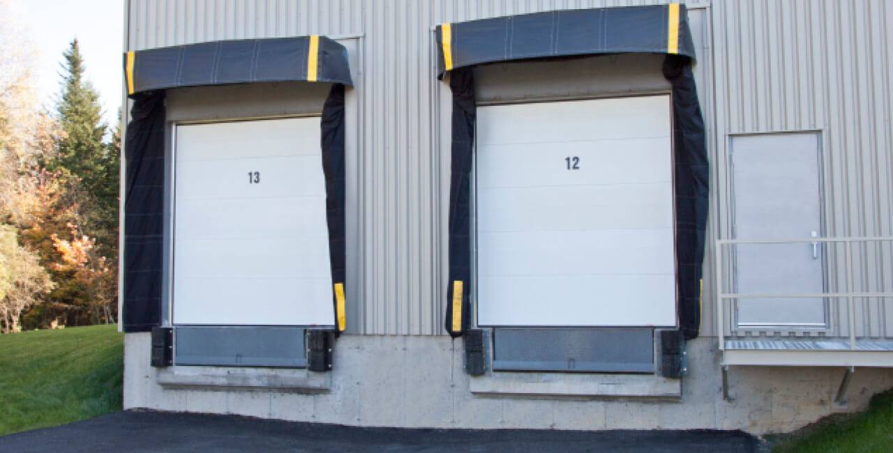 TG-6200 doors, 8' x 9', Ice White